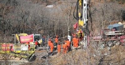 La Nación / Murió un minero atrapado en China y siguen esfuerzos para rescatar al resto