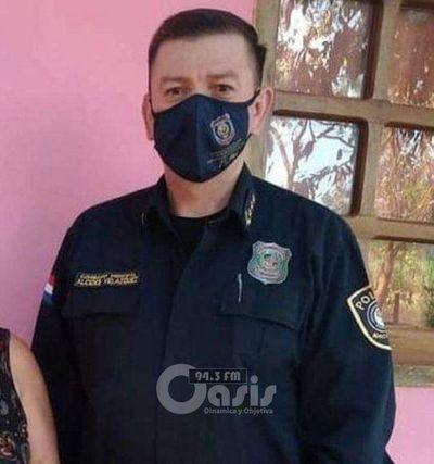 Detienen a comisario por presunta extorsión a pareja brasileña e imputan a cuatro policías