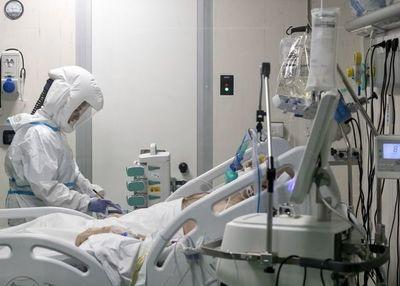 Confirman otros 21 fallecidos y hay nuevo récord de pacientes en terapia intensiva