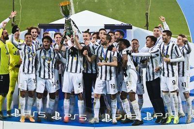 La Juventus gana la 'Supercoppa'