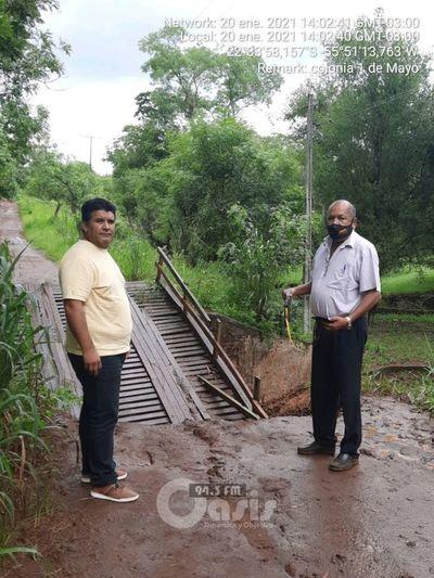 Nuevo puente será construído en la colonia Vista Alegre