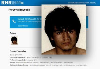 """Detienen a un argentino, uno de los """"prófugos más buscados"""" de su país"""