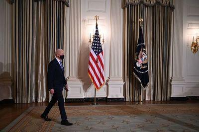 """""""La gente está muy ilusionada con Joe Biden"""""""