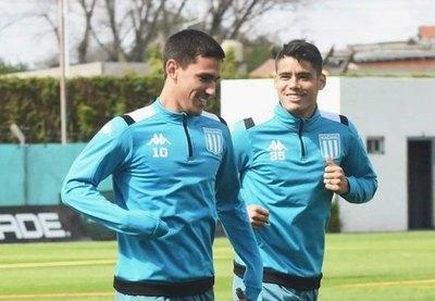 El nuevo entrenador de Matías Rojas y Lorenzo Melgarejo en Racing