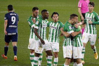 Real Betis de Sanabria remonta y sigue cerca de los puestos de Europa League