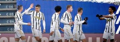 Juventus derrota al Napoli y grita campeón en la Supercopa de Italia