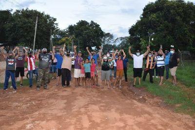 Claman reparación de caminos rurales en Capiatá