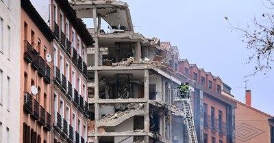 La Nación / Compatriotas se salvaron de explosión