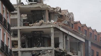 HOY / Cuatro muertos en la explosión de gas de Madrid