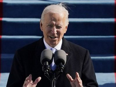 Joe Biden jura como presidente de EEUU y llama a la unidad del país