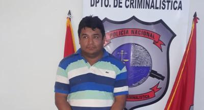 """Detienen en Coronel Oviedo a uno de los """"prófugos más buscados"""" de Argentina"""