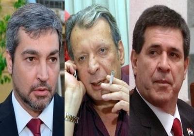 Actores políticos positivos y negativos del Paraguay