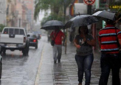 Anuncian jornada con clima inestable para este jueves