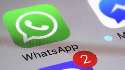 """WhatsApp """"incauta"""" durante 90 días los datos de quienes eliminan la aplicación"""