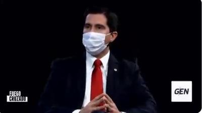 """González: """"Desde que yo soy canciller, todas las negociaciones se hacen vía Cancillería"""""""