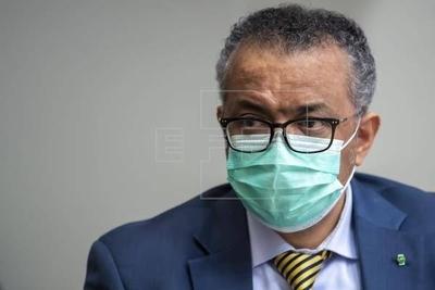 """HOY / La vuelta de EEUU a la OMS: """"Un gran día para la salud mundial"""", afirma Tedros"""