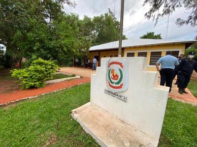 Desmantelan toda la comisaría de Torín y remueven a director de Policía de Caaguazú