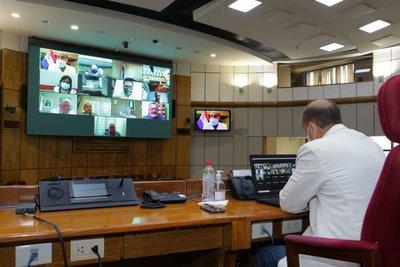 Aprueban con modificaciones proyecto para subsidiar a comerciantes de frontera con Argentina