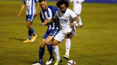 Bochornosa eliminación del Real Madrid – Prensa 5