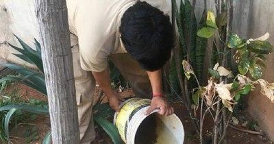 La Nación / Visitan hospitales y buscan sensibilizar a la ciudadanía sobre el dengue