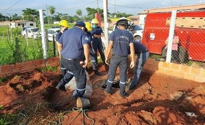 Realizan nueva excavación en busca de Dahiana
