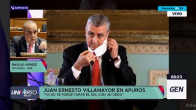 HOY / Diputado Basilio Núñez, sobre la interpelación a Juan Ernesto Villamayor