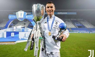 Cristiano Ronaldo se convierte en el máximo goleador de la historia