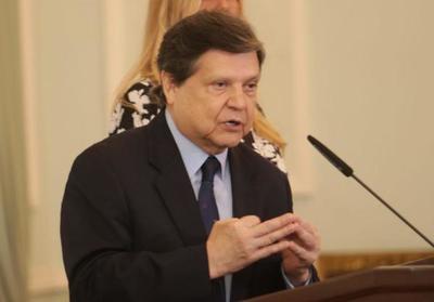 Villamayor no sabe nada sobre posibles cambios en el Ministerio del Interior y la Policía