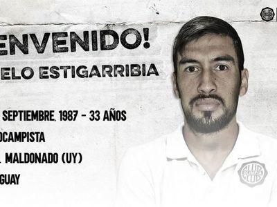 El volante Marcelo Estigarribia es nuevo jugador del Olimpia para la temporada 2021