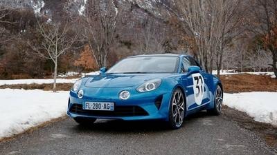 HOY / Esteban Ocon correrá en 2 tramos del Rally de Montecarlo con un Alpine A110S