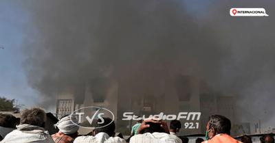 Incendio en sede del mayor fabricante de vacunas del mundo, situada en India