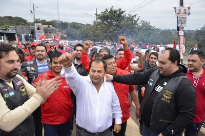 """En Presidente Franco tampoco hay """"concordia"""" y suman precandidatos"""