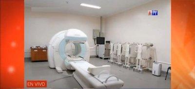 Importante equipo oncológico de última generación fue donado al Paraguay