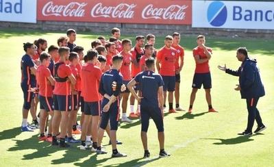 HOY / San Lorenzo vuelve a las prácticas con los Romero y el nuevo entrenador