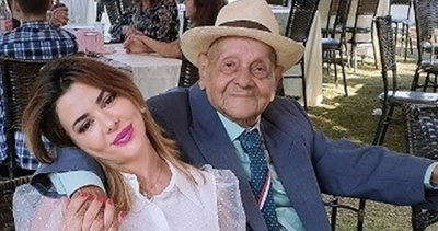 Marly Figueredo está de luto