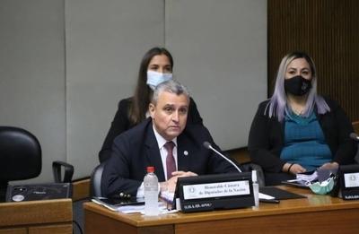 """HOY / Villamayor se desmarca: """"No hubo negociación, ni participación del Gabinete Civil"""""""