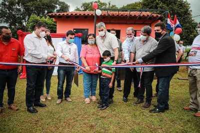 Más de 100 familias cumplen el sueño de la casa propia mediante apoyo estatal