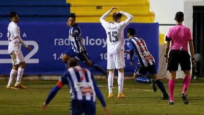 El Real Madrid fue eliminado de la Copa del Rey por un equipo de tercera división
