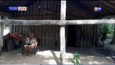 Anciana de 84 años teme ser desalojada de su vivienda hace 48 años