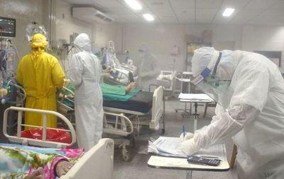 IPS, también a tope en ocupación de camas de terapia intensiva