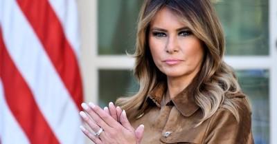 "La arrogancia e insolencia de Melania Trump a su llegada a Florida: ""Ya le da todo igual"""