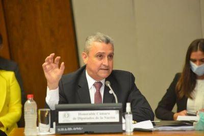 Culmina interpelación de Villamayor: Esta fue una interpelación sobre mi gestión, no sobre lo que pasó en el 2008