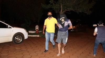 HOY / Ordenan la prisión de cuatro policías imputados por secuestro de una pareja de brasileños