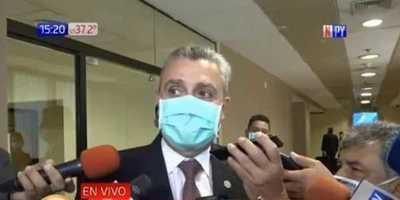 Villamayor sostiene que Presidencia no negoció en caso PDVSA