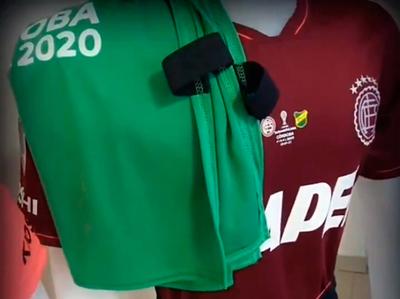 Las camisetas que se verán en la final de la Sudamericana