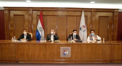 TSJE, Tributación y SEPRELAD coordinan acciones de ley financiamiento político