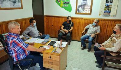Senatur y autoridades del Chaco coordinan impulso turístico de la región