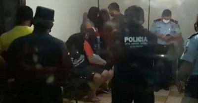 Caso turistas: Ordenan prisión preventiva de los 4 policías acusados de secuestro