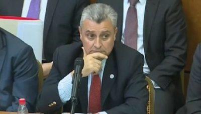 """""""Yo estoy conforme"""", dice Villamayor sobre sus respuestas en interpelación"""