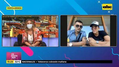 """MYA: dúo argentino presenta su nuevo sencillo """"Te quiero x eso"""""""